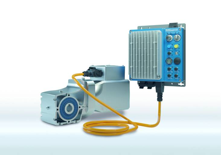 Die neue IE5+-Motorengeneration von Nord bietet eine hohe Leistungsdichte und ermöglicht weitere Verbesserungen hinsichtlich Variantenreduzierung und Energieeffizienz.