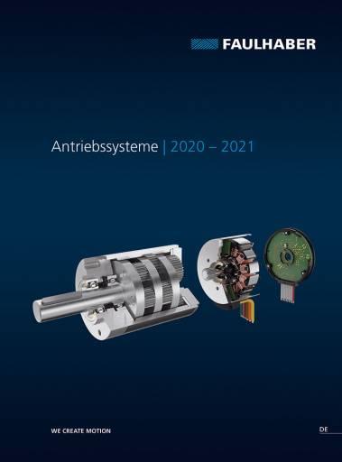 Auf über 650 Seiten präsentiert Faulhaber im neuen Katalog 2020 - 2021 das umfangreichste Portfolio an hoch entwickelter Miniatur- und Mikroantriebstechnologie, welches heute weltweit aus einer Hand verfügbar ist. © Faulhaber