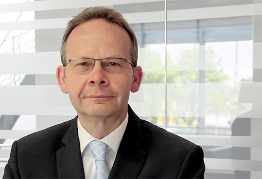 DI Ulf Eilhardt ist Regional Sales Manager bei Escha und verantwortet unter anderem die Ukraine.  Quelle: Escha GmbH & Co. KG