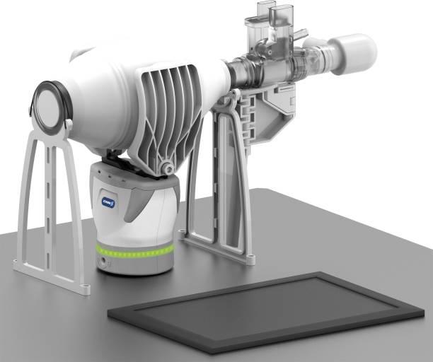 Mit einem Spezialisten-Team will Schunk die Entwicklung neuartiger Automationsanwendungen unter anderem in der Medizintechnik, aber auch in anderen Branchen vorantreiben. Exemplarisch wurde ein Greifer für den Einsatz in Beatmungsgeräten entwickelt.  Bild: Schunk