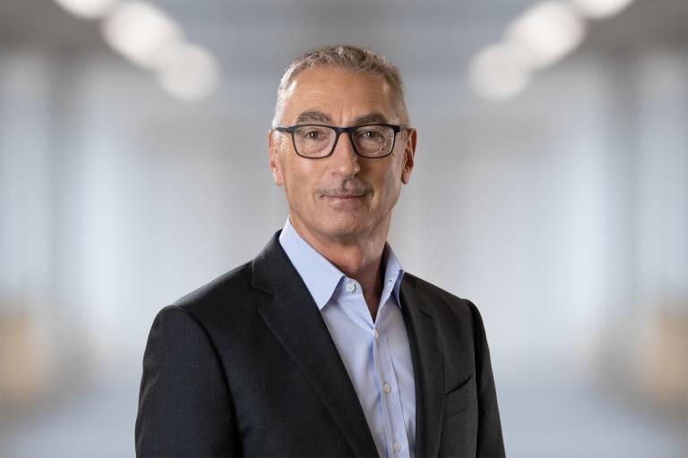 Sick AG- Vorstand Reinhard Bösl wird verabschiedet. © Sick AG