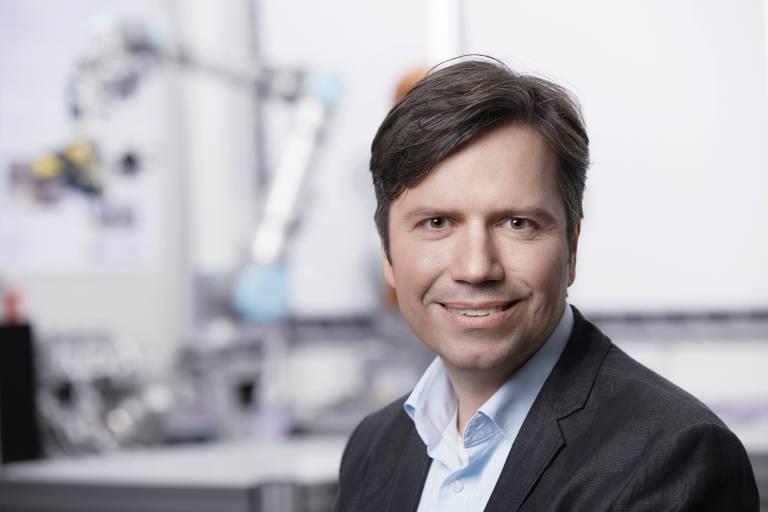 Andreas Pichler (47) arbeitet und forscht seit 2004 beim Forschungsunternehmen Profactor. Er ist Experte für Robotik und Industrielle Assistenzsysteme und seit dem Jahr 2011 Chief Technology Officer des Unternehmens.  Foto: Profactor