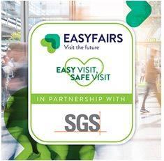 Höchste Standards, transparente Prozesse und Audits. Easyfairs setzt dies gemeinsam mit SGS um.