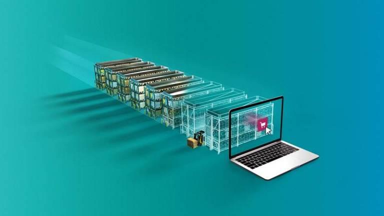 Die Zukunft im Ersatzteilgeschäft - Nutzen Sie den digitalen Zwilling im Service