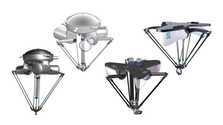 ABB hat Codian Robotics B.V. übernommen, einen führenden Anbieter von Deltarobotern, die vor allem in hochpräzisen Pick-&-Place-Anwendungen zum Einsatz kommen.