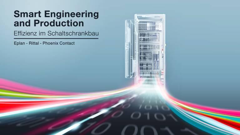 """Die Initiative """"Smart Engineering and Production"""" geht weiter – zur SPS Connect gibt es dazu einen Vortrag."""