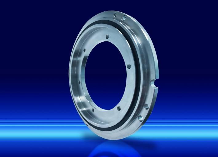 Der Bereich Bereich Value Added Products (VAP) bei Rodriguez entwickelte ein kundenspzifisches Flanschlager für einen optischen Scanner.