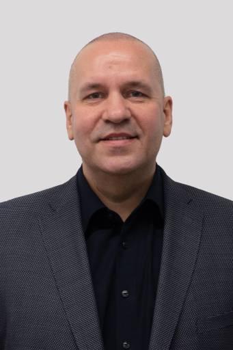 Dr. Steffen Haack (54), Mitglied des Vorstands der Bosch Rexroth AG.