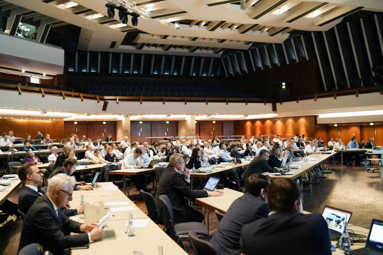 Die Veranstalter erwarten wie bereits in Vorjahren ca. 250 Teilnehmer aus Industrie und Forschung.
