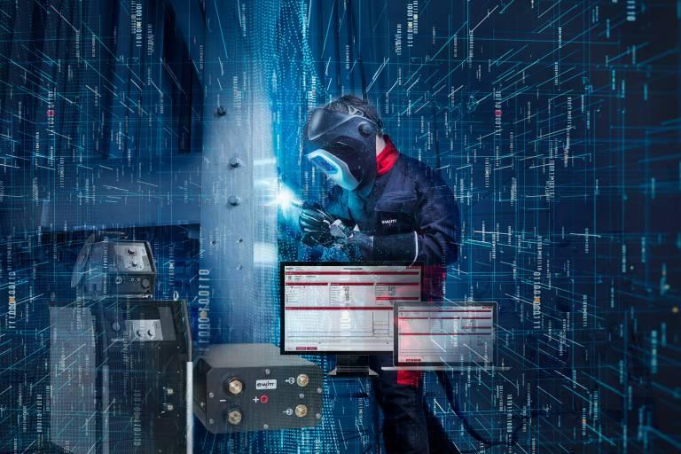 Mit dem ewm Xnet Universal logger macht EWM die Vorteile seines Schweißmanagementsystems jetzt auch für Unternehmen nutzbar, die Schweißgeräte von mehreren Herstellern in der Produktion einsetzen.