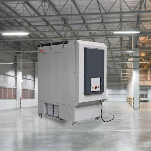 AL-KO Opti Control modifiziert Filteranlagen wie die der AFU-Baureihe.