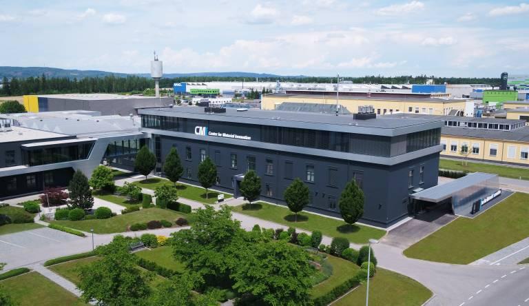 Perfekt integriert: Das neue AMAG Center for Material Innovation (CMI)