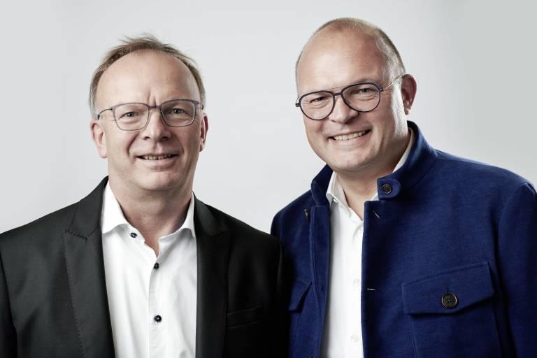 Familiengeführt seit drei Generationen: Die Inhaber Stephan Remmert (links) und Matthias Remmert.