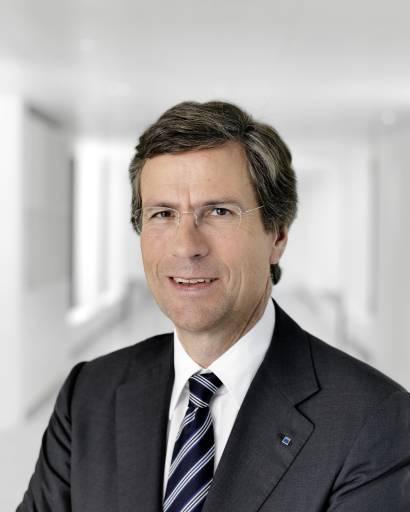 Mathias Kammüller, Gruppengeschäftsführer und Chief Digital Officer von Trumpf.