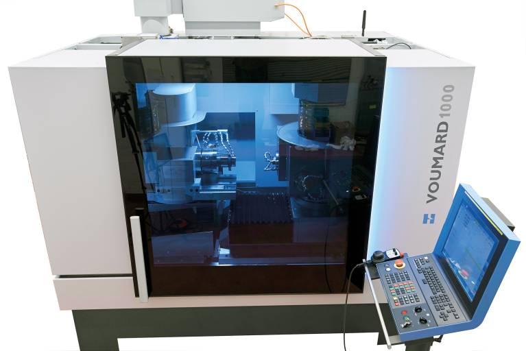 Das Voumard Produktportfolio vervollständigt das Kellenberger Maschinenprogramm zu einem umfassenden Spektrum an Innen- und Außenrundschleifmaschinen.