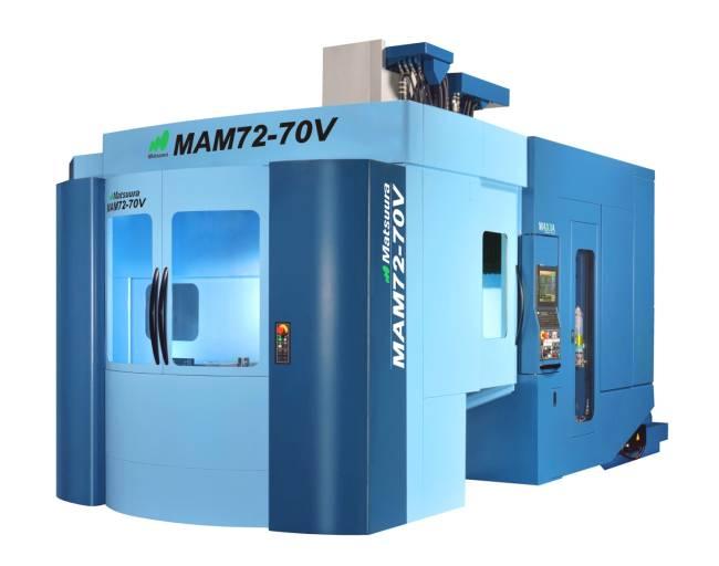 MATSUURA 5-Achsen-Vertikal-Bearbeitungszentrum MAM72-70V
