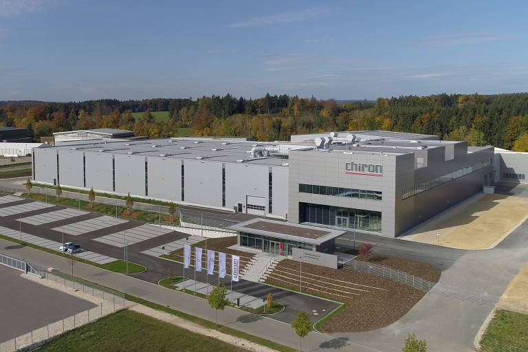 Die Precision Factory wird nach Taicang/China zum zweiten Produktionswerk der Chiron Group.