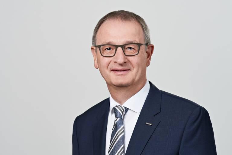 Dr. Wilfried Schäfer, Geschäftsführer des VDW.
