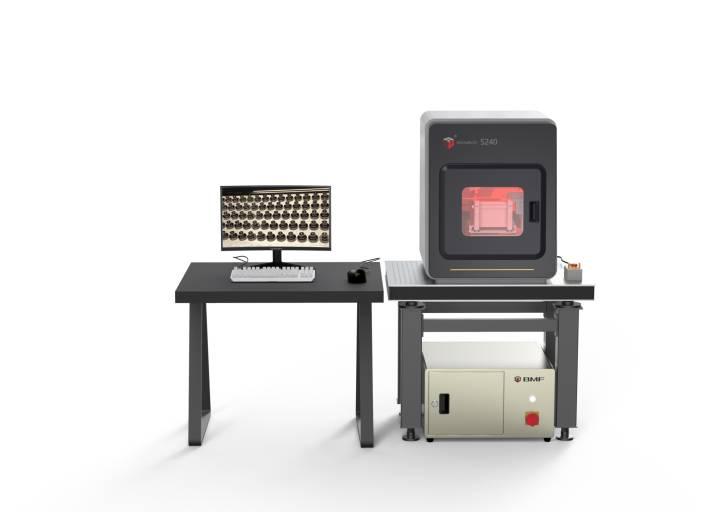 Die hochpräzisen 3D-Drucker von BMF zur Mikrofertigung sind ab sofort auch in Deutschland, Österreich und der Schweiz erhältlich. (Bild: BMF Precision Inc.)