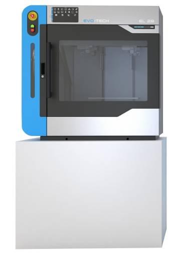 Der EL-28 - das preiswerteste Einsteigergerät in den industriellen 3D Druck.