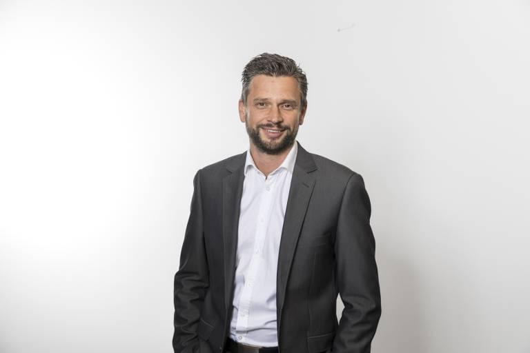 Daniel Plos, seit Januar 2021 Sales Director bei CADS Additive.