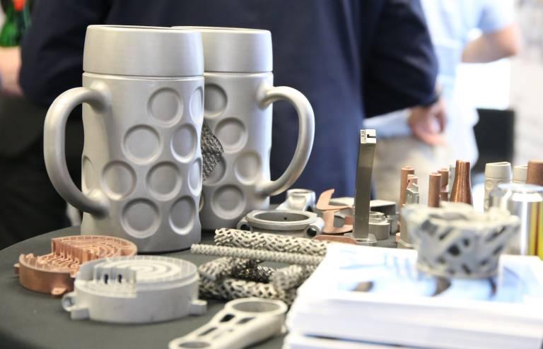 Die Additive Fertigung eröffnet schier grenzenlose Möglichkeiten bei der Bauteilkonstruktion und wird den Produktionssektor nachhaltig verändern.
