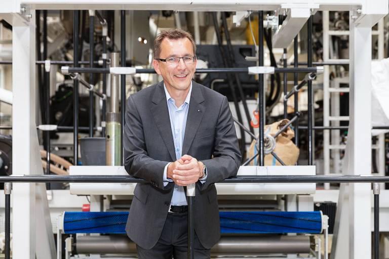 Dietmar Buxbaum, Geschäftsführer der Buxbaum Automation GmbH.