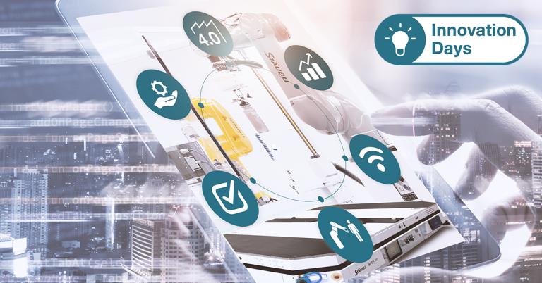 Die Innovation Days Austria 2021 finden am 22. und 23. September in der BRP Rotax Halle am Welser Messegelände statt.