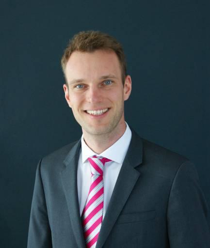 """Christoph Unger, Leiter der neuen Geschäftseinheit """"Energy & Power Solutions"""" von Rittal."""