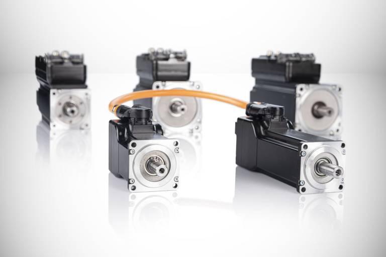 B&R hat seine Serie motorintegrierter Antriebe um zwei besonders kompakte Varianten erweitert und deckt nun mit dem ACOPOSmotor-Portfolio einen Leistungsbereich von 283 W bis zu 2,3 kW ab.