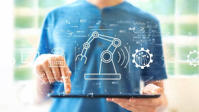 Auf der Smart Factory Week der MPDV dreht sich vom 20. bis 24. September alles um Digitalisierung und Industrie 4.0. Die Anmeldung ist ab sofort kostenlos möglich. (Bildquelle: MPDV, Adobe Stock, Tierney)