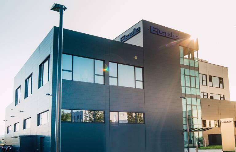 Firmensitz von Eisele in Waiblingen. Bild: Eisele