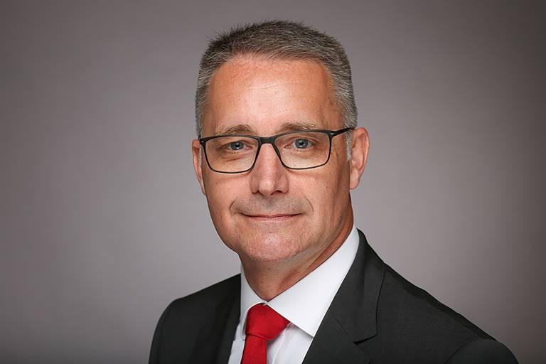 """Dr.-Ing. Kurt D. Bettenhausen, Vorstand """"Neue Technologien und Entwicklung"""" bei Harting."""