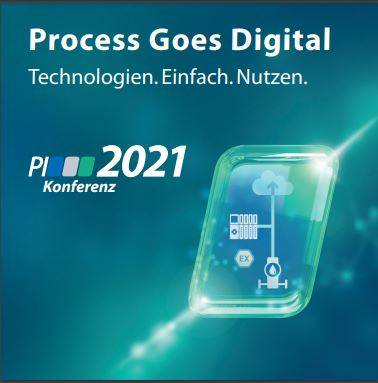 """Die PI-Konferenz greift mit dem Leitthema """"Process Goes Digital"""" zahlreiche Aspekte der Digitalisierung auf und vermittelt den Teilnehmern den vielfältigen Nutzen von digitalisierten Anwendungen in prozesstechnischen Anlagen."""