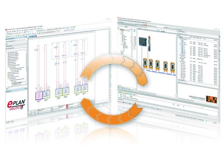 Die Kooperation zwischen B&R und Eplan sorgt für ein effizienteres Round-Trip-Engineering.