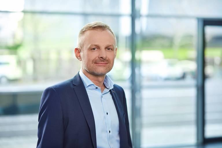 Andreas Schoberleitner, Finanzvorstand der Keba AG. (Bild: Keba AG)