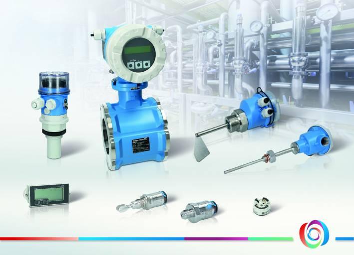 Neu bei Automation24: Das Sortiment Prozessinstrumentierung bietet gezielte Lösungen zur Prozessmessung.
