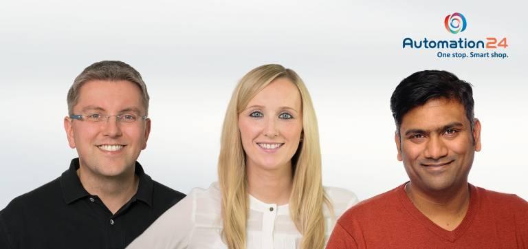 Joint-Venture führte zu einer Verstärkung der Unternehmensspitze: Die Geschäftsführung von Automation24, bestehend aus Katharina Messerschmidt und Thorsten Schulze, wurde um Madhu Venkatesan erweitert, der bislang die Geschäfte von Visaya leitete.