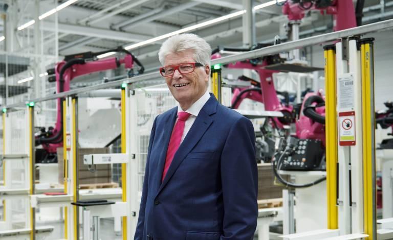 Unternehmer, Mutmacher und Visionär in der digitalen Transformation: Prof. Friedhelm Loh feiert seinen 75er.