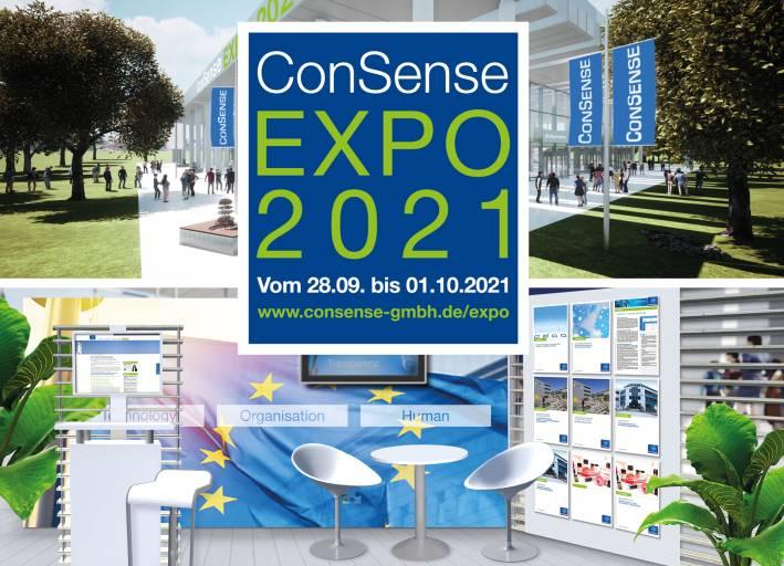 QM als Motor für Digitalisierung: Die virtuelle Herbstmesse ConSense EXPO präsentiert anwenderfreundliche, hochkonfigurierbare und individualisierbare Softwarelösungen für das Qualitätsmanagement und Integrierte Management.