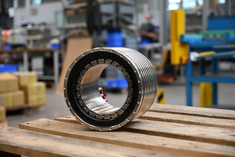 Mehr Performance – die neuen Torquemotoren TM-2 von Hiwin.