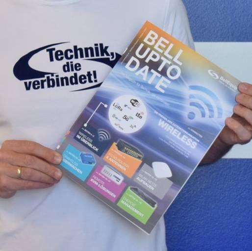 Bell-Up-to-Date – das Magazin für Technik, die verbindet.