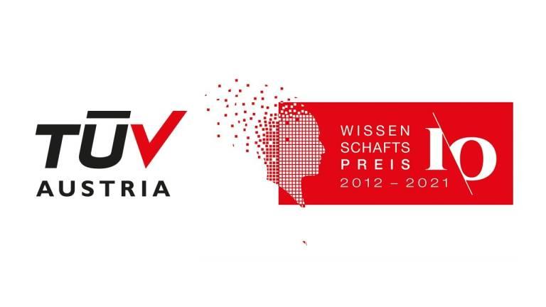 127 Einreichungen: Rekord zum 10-Jahres-Jubiläum des TÜV AUSTRIA Wissenschaftspreises.