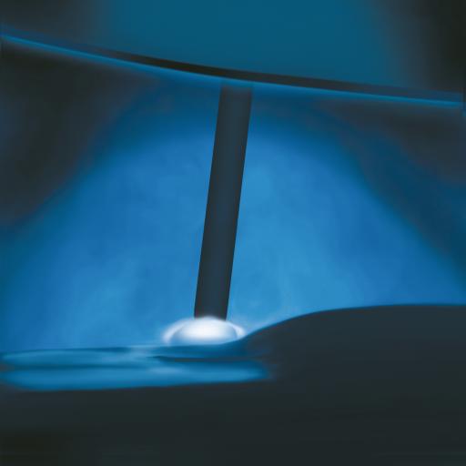 Fine Weld ist ein spritzerarmer MSG-Kurzlichtbogen für Mischgas- und CO₂-Schweißen.