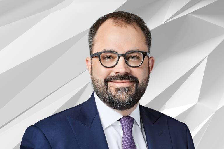 Theodor Swedjemark, für Nachhaltigkeit verantwortliches Mitglied der Konzernleitung von ABB.