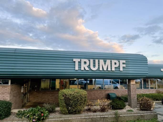 Mit Wirkung zum 28. November 2020 firmierte die in Southampton (GB) ansässige SPI Lasers UK Ltd. unter dem Namen TRUMPF Laser UK Ltd.