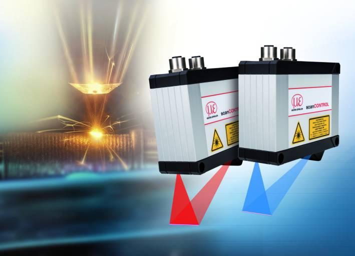 Laser-Profilscanner von Micro-Epsilon werden für die dreidimensionale Vermessung von mechanischen Bauteilen eingesetzt.