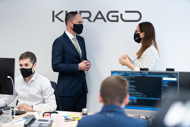 Bystronic hat den spanischen Softwarespezialisten Kurago übernommen.