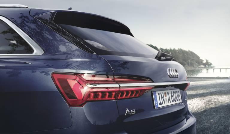 Für die Heckklappenaußenhaut des Audi A6 Avant wird künftig ASI-Aluminium der Amag eingesetzt. (Bild: Audi)