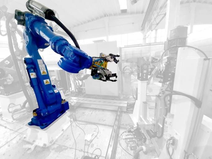 Die insgesamt acht Modelle der neuen Motoman SP-Serie sind dynamische und energieeffiziente Punktschweißroboter in einem Traglastbereich zwischen 80 und 235 kg.